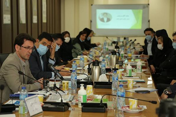 اولین مجمع پایش عملکرد شعب بانک کارآفرین برگزار شد