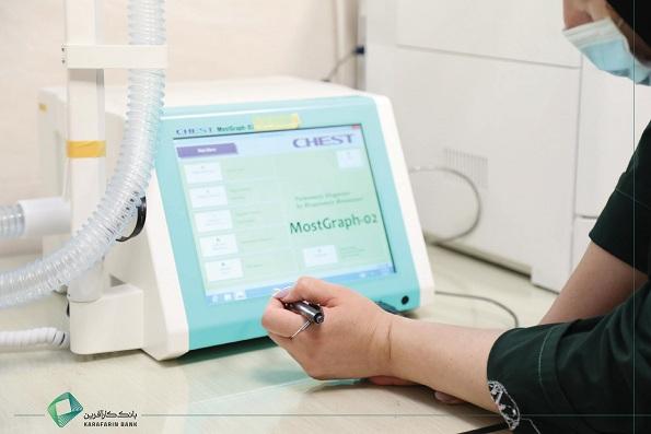 دستگاه تنفس ریوی 2