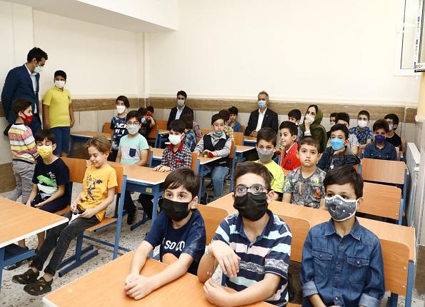 افتتاح مدرسه کارآفرین کرمانشاه